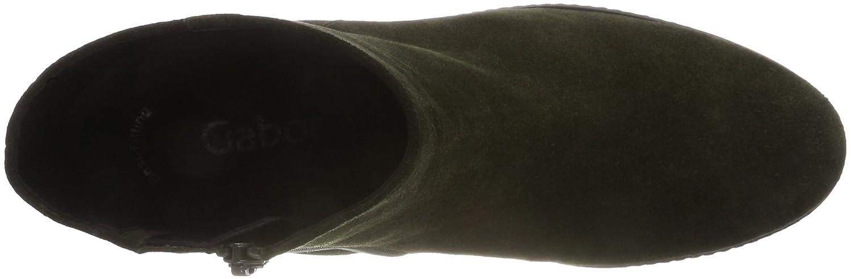 Gabor Damen Jollys Stiefeletten (Bottle Grün (Bottle Stiefeletten 11) 0a55a6