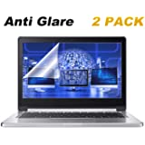 """2 Pack 13.3"""" Anti Glare Screen Protector Compatible 13.3"""" Dell Inspiron 13/13.3"""" Acer Chromebook R 13/13.3"""" ASUS ZenBook 13/13.3"""" Lenovo Yoga 720/13.3"""" HP Spectre"""