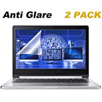 "2 Pack 13.3"" Anti Glare Screen Protector Compatible 13.3"" Dell Inspiron 13/13.3"" Acer Chromebook R 13/13.3"" ASUS ZenBook 13/13.3"" Lenovo Yoga 720/13.3"" HP Spectre"