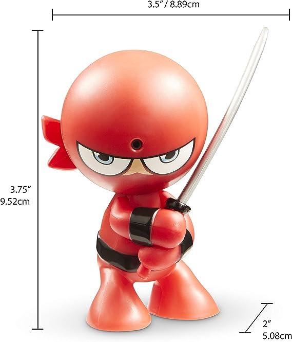 8.9-Centimetres Fart Ninjas 70514 CAMO//BLACK DARGON GAS Toy