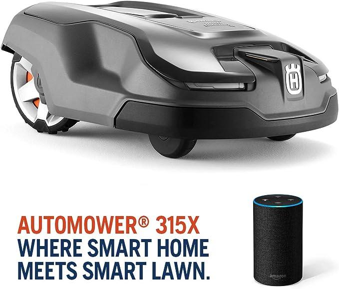 Husqvarna AUTOMOWER 315X Robotic Lawn Mower - Best Robotic Battery Lawn Mower