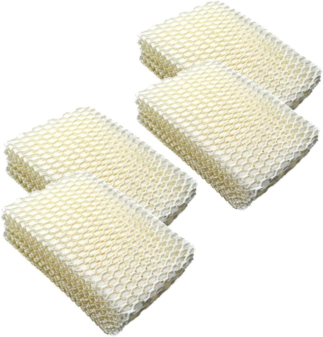 JJDD Replacement Humidifier Wick Filters for ReliOn RCM 832 RCM 832N DH 832 DH 830 Duracraft Robitussin DH830 DH832 HC832 Humidifier, replace WF813