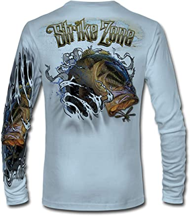 Jason Mathias Strike Zone Bass LS High Performance Shirt