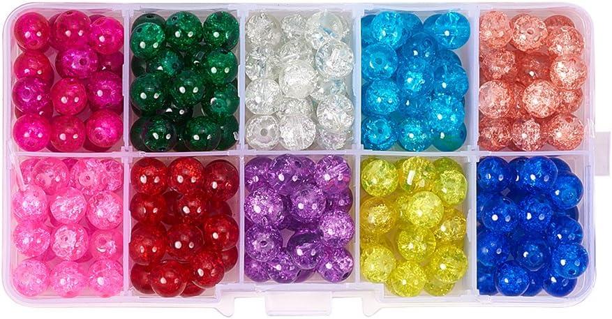 Imitation Jade Glass Beads Blue Round 6mm Qty 30 Beads Spray Painted