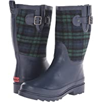 Chooka Euro Plaid Mid Womens Boots