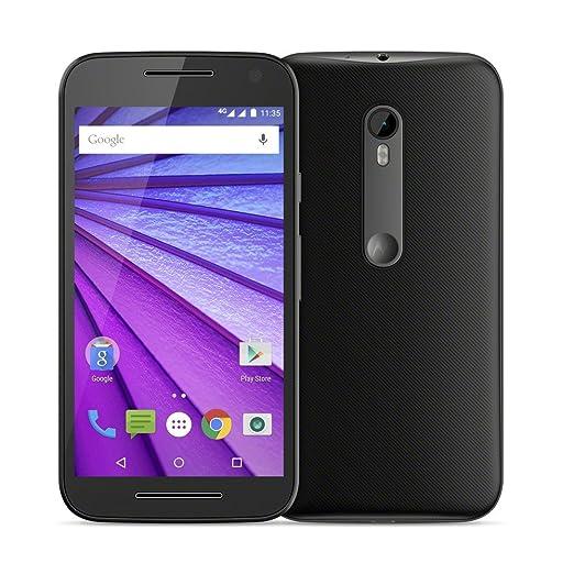 Motorola 3rd Generation (Black, 16GB)