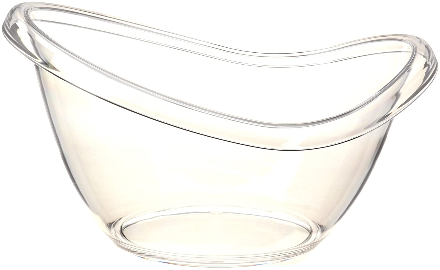 Prodyne 17421 Big Bath Party Tub, Clear AB-19