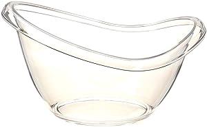 Prodyne AB-19 Big Bath Beverage Tub, Clear