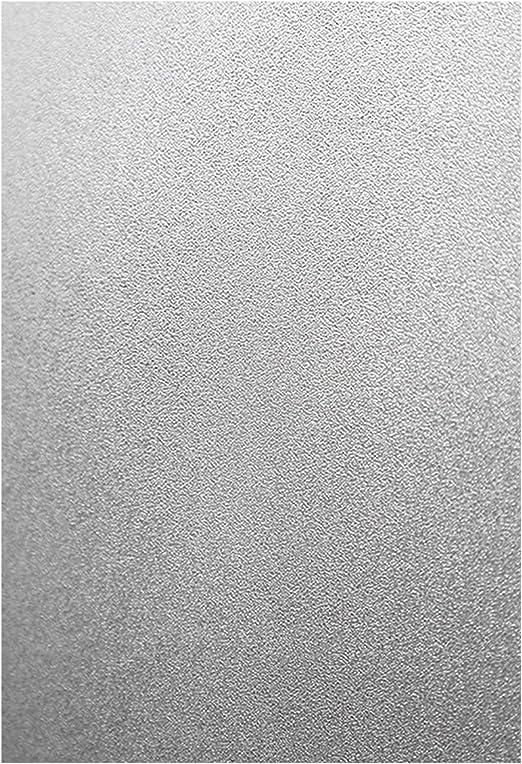Privacy Frosted Film Static Cling Window Film Sticker Glass Film Anti-UV 06