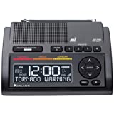 Midland Consumer Radio Weather for All Hazard Radio Gray (WR400)