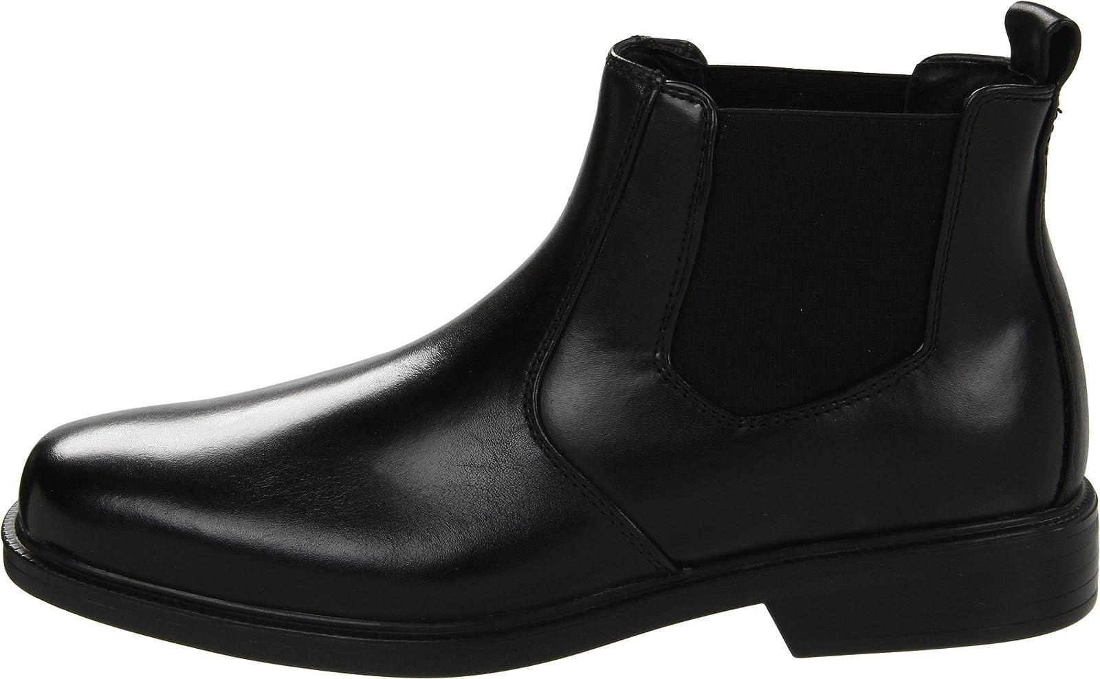 Giorgio Brutini Men's Chelsea Dress Boot Cormac Black - 5