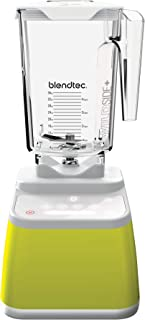 product image for Blendtec Designer 625 Blender WildSide+ Jar (90 oz) Professional-Grade Power - 4 Pre-Programmed Cycles, 6-Speeds, Sleek and Slim - Chartreuse