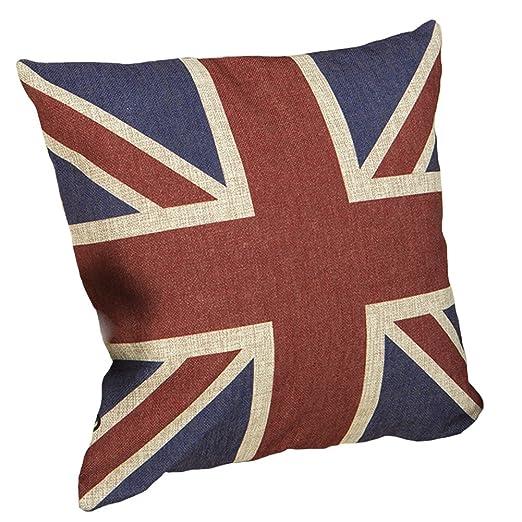 eachwell estrellas y rayas bandera americana lino y algodón ...