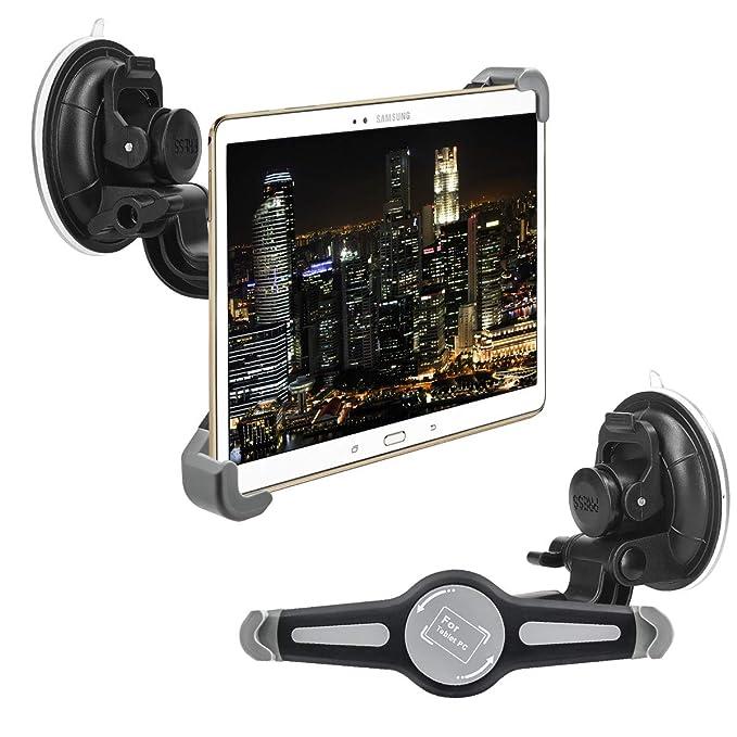 """8 opinioni per kwmobile Supporto Tablet Tablet 10"""" per Auto- Regolabile 28,5-34,5 cm"""