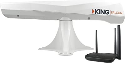 KING KF1000 Falcon Automatic Directional WiFi Antennar