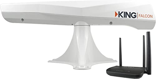 KING KF1000 Falcon Automatic Directional WiFi Antenna