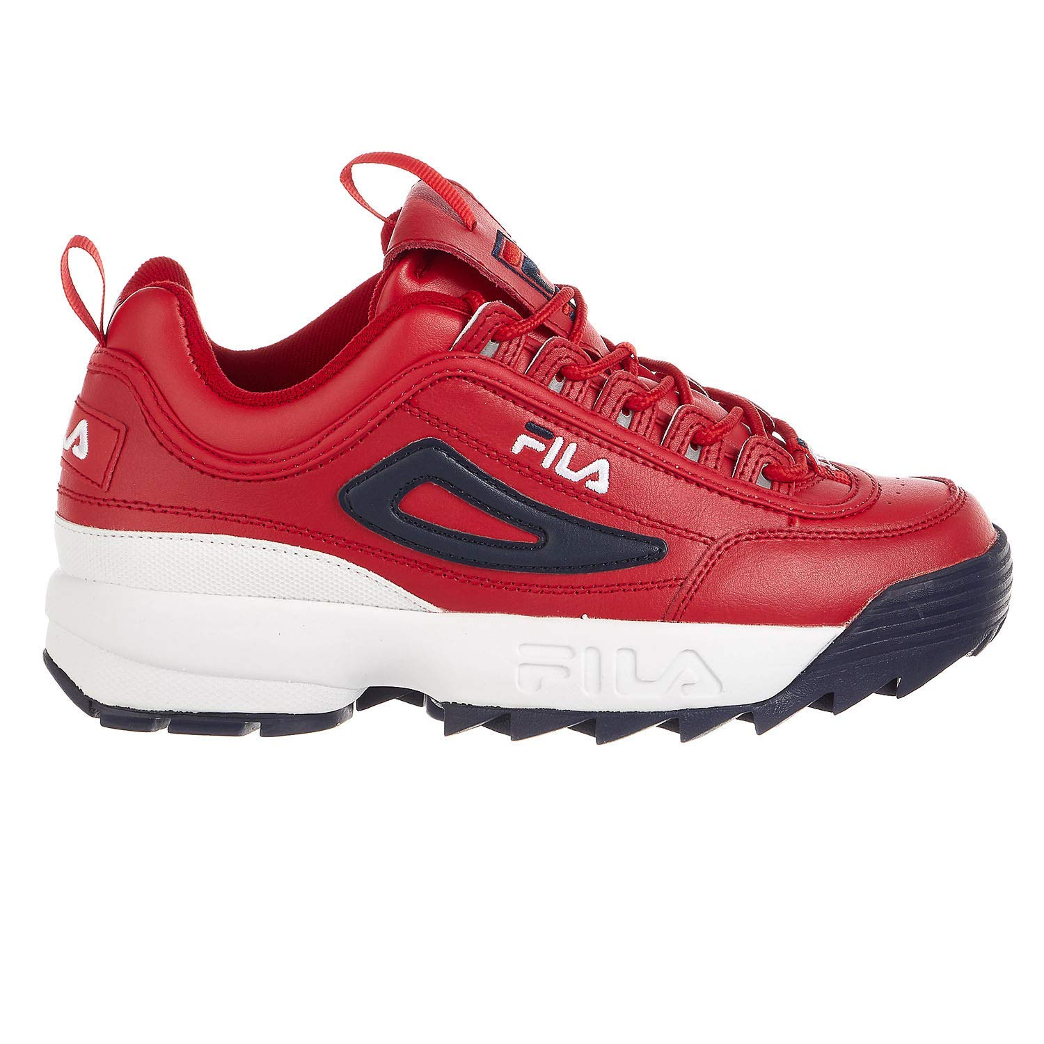 Amazon.com | Fila 1FM00139-616: Men's Disruptor ll Premium ...