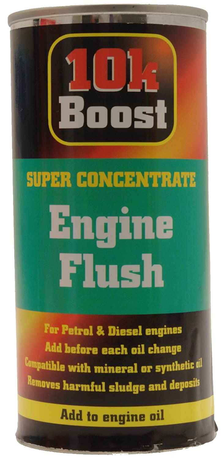 Granville 1436B 10k 375ml Boost Engine Flush Granville Oil & Chemicals Ltd