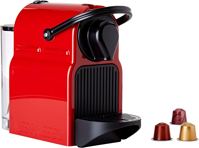 Krups Nespresso Inissia XN1005 - Cafetera monodosis de cápsulas ...