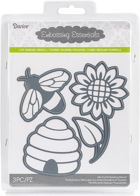 Plantilla De Viaje Die plantilla-Bee