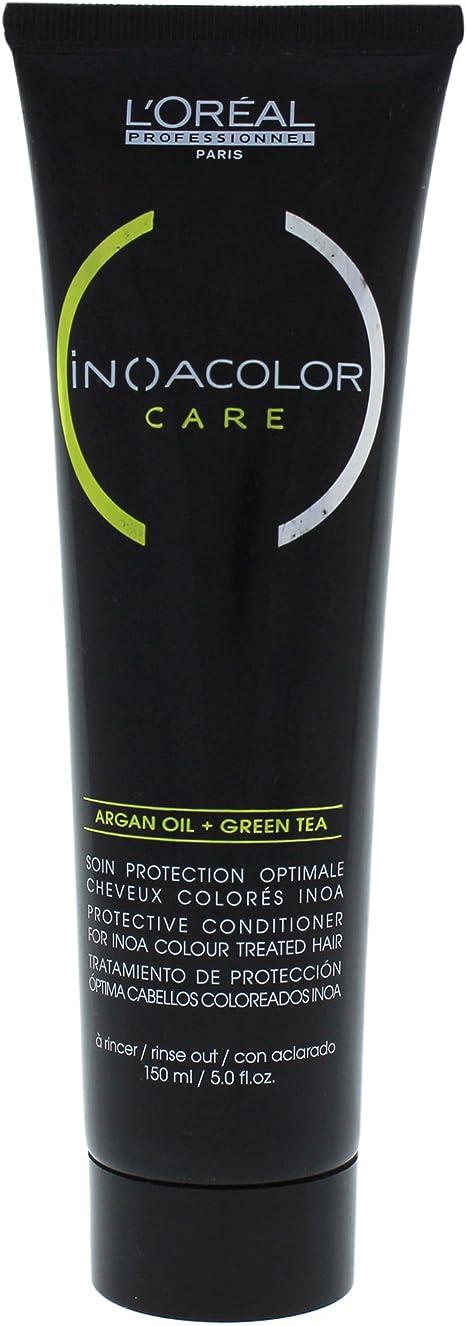 LOréal Professionnel - Inoa Color Care - Tratamiento protección óptima, cabellos coloreados Inoa - 150 ml