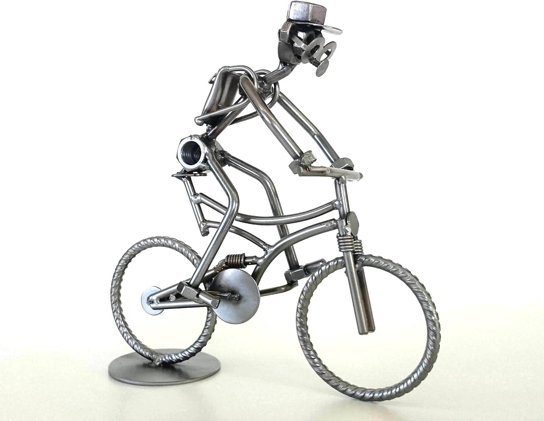 Diseño de hombre sentado o bicicleta de montaña de regalo original ...