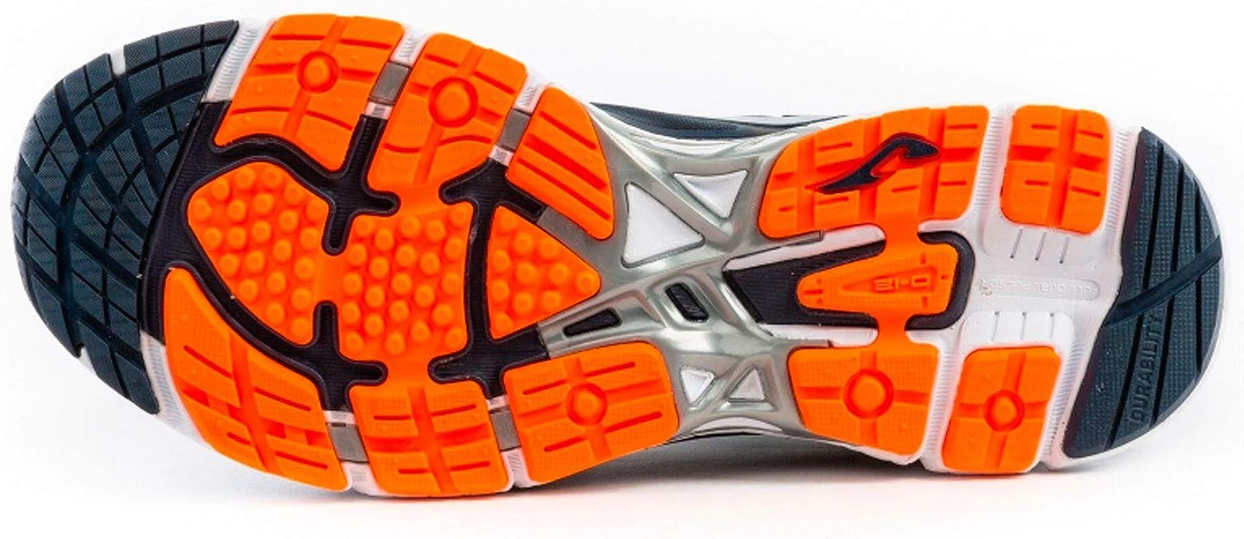 Joma Hispalis Zapatillas Running para Hombre (41 EU, Azul): Amazon.es: Zapatos y complementos