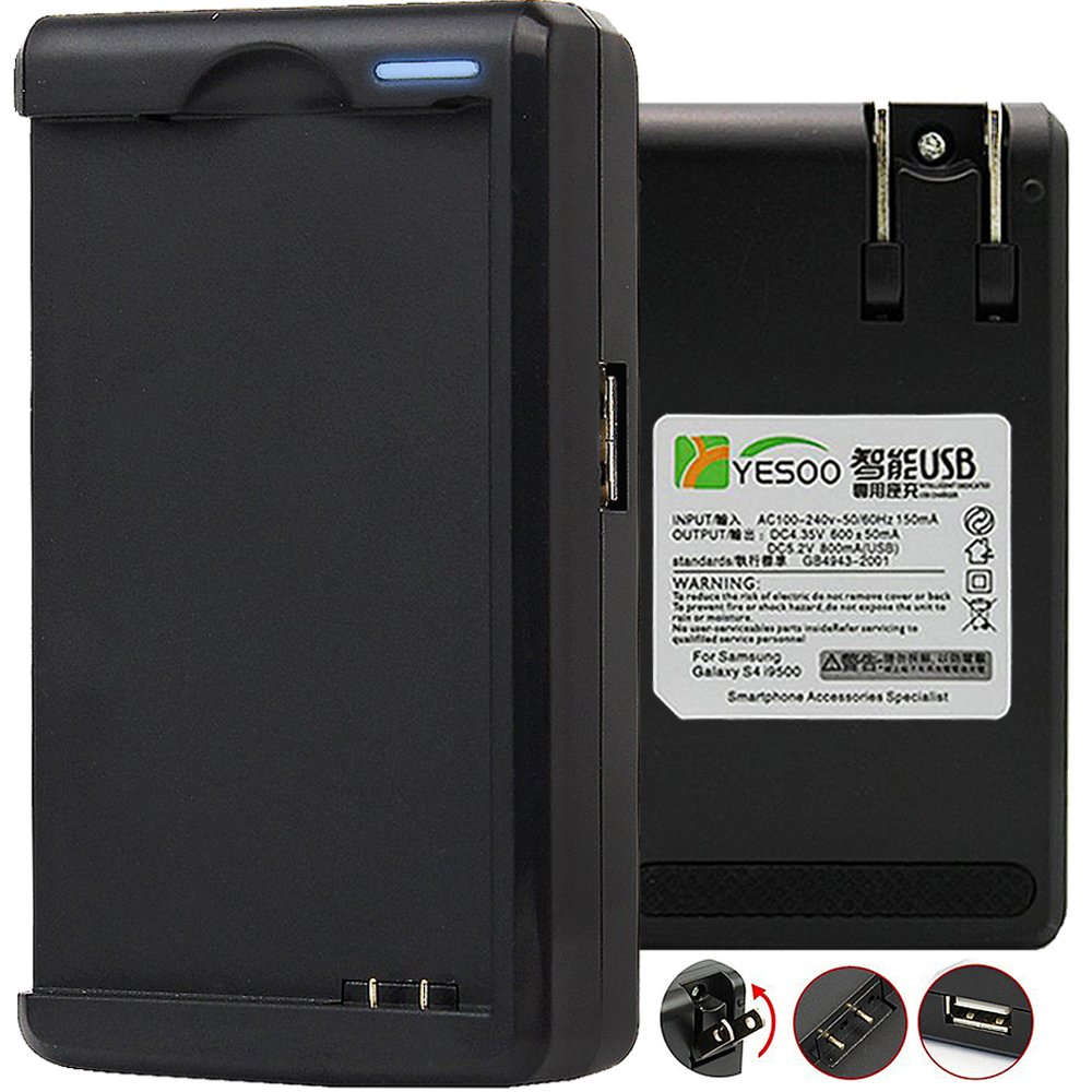 Wireless charging homemade cheap samsung galaxy note gt n7000 - Amazon Com Yesoo Samsung Galaxy Sprint Epic 4g Touch D710 R760 I9000 External Travel Wall Battery Charger With Usb Output And Smart Led Light Indicator