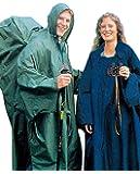 Wander-Rucksack-Poncho Kraxen AS KLIMA (atmungsaktiv) (Restposten, Sonderpreis: 39,90€ statt 64,90€)