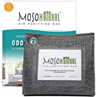MOSO NATURAL: The Original Air Purifying Bag. 600g Stand Up Design. for Kitchen, Basement, Family Room. an Unscented…