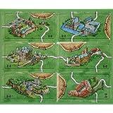Carcassonne: The German Castles - Burgen in Deutschland Mini-Expansion