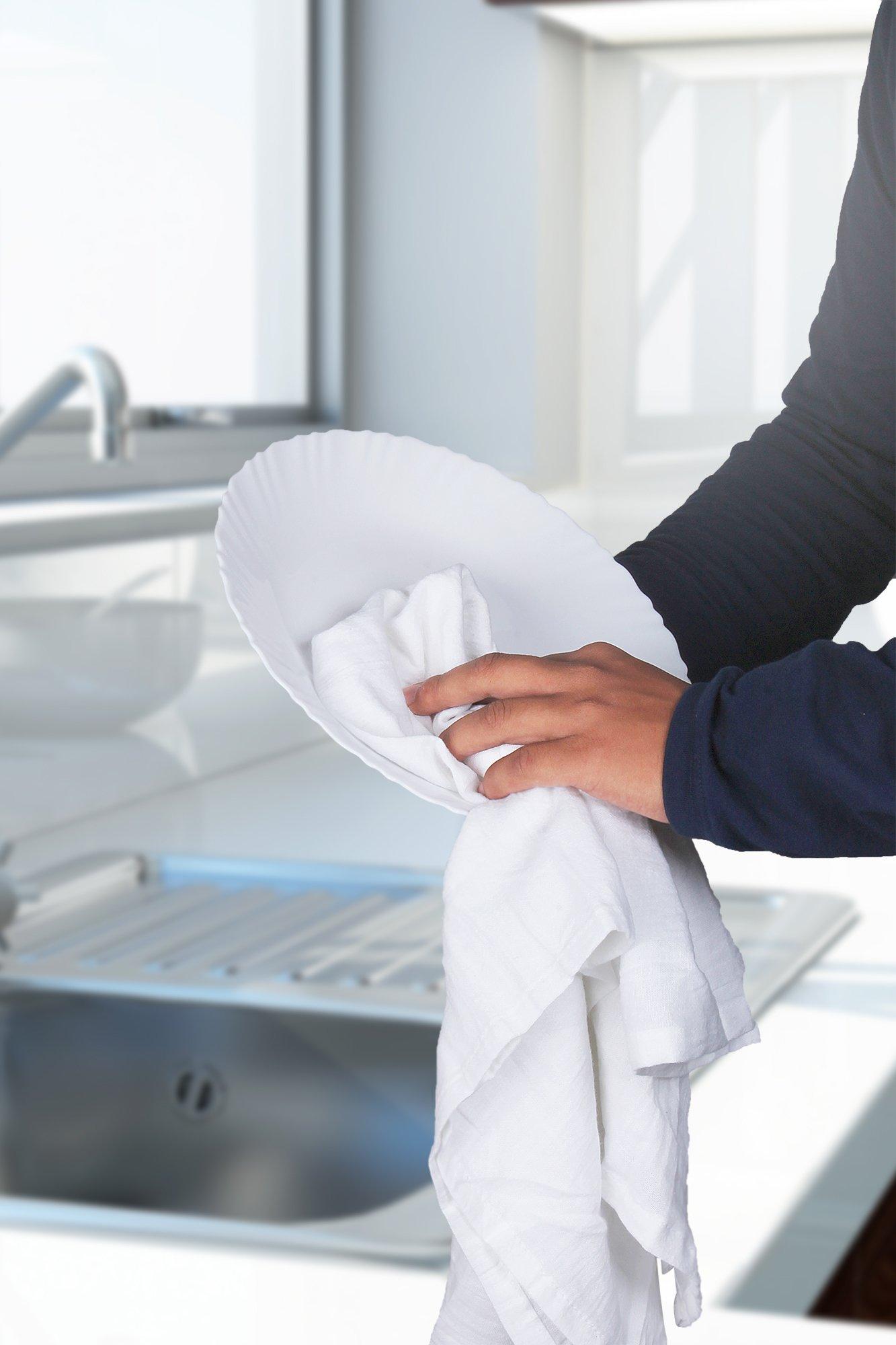 Utopia Kitchen 12 Pack Flour Sack Dish Towels - 100% Pure Ring Spun Cotton Kitchen Towels by Utopia Kitchen (Image #6)