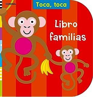 Libro familias (Toca toca series) (Spanish Edition)