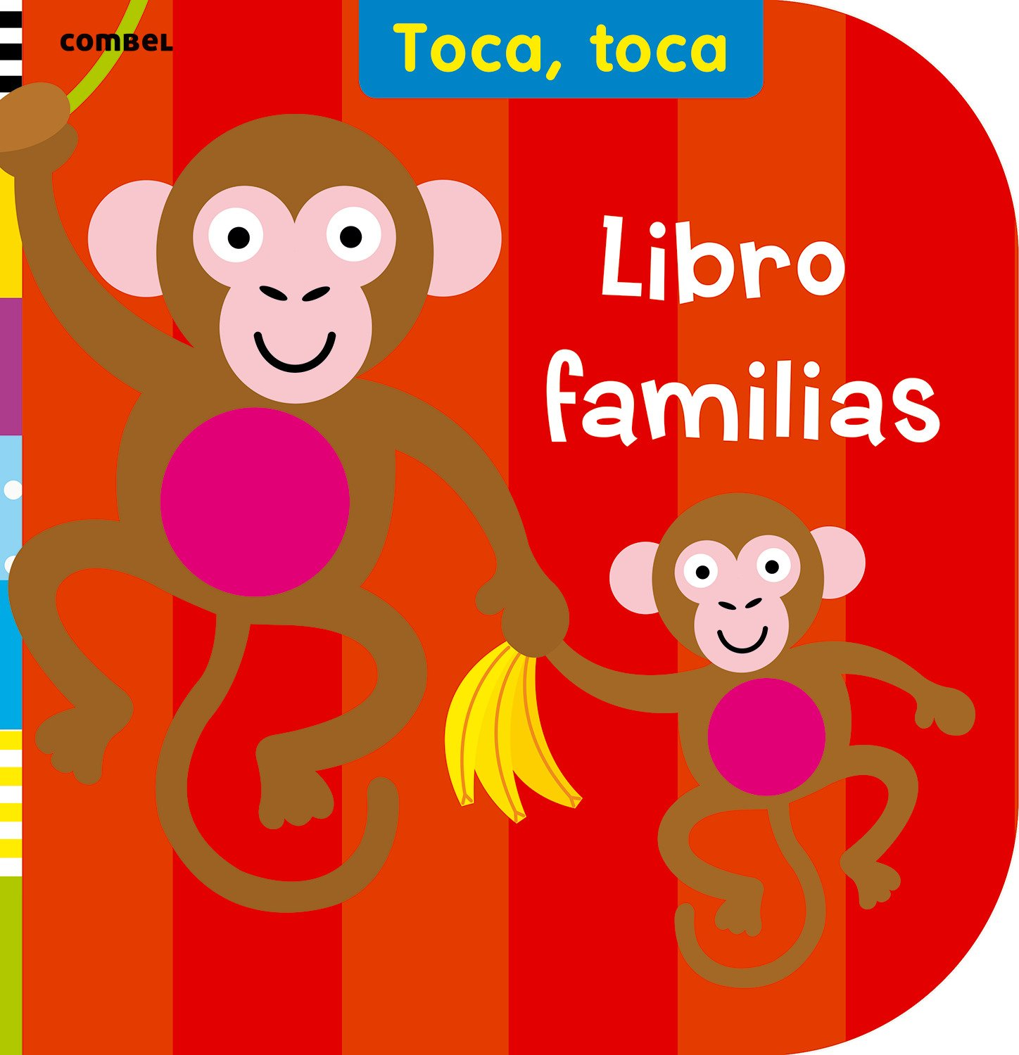 Libro familias (Toca toca series) (Spanish Edition): Ladybird: 9788498258738: Amazon.com: Books