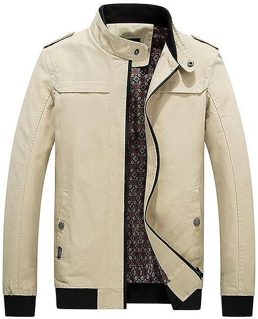 Amazon.com: jinmen de los hombres Casual luz chaquetas XXS ...