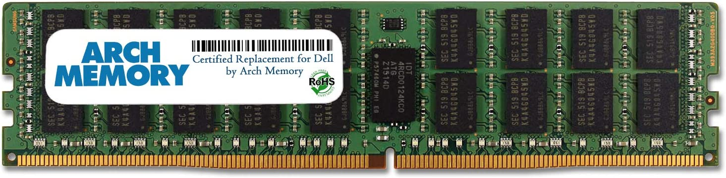 Arch Memory Replacement for Dell SNPCPC7GC//32G A8711888 32 GB 288-Pin DDR4 ECC RDIMM Server RAM for PowerVault NX3330