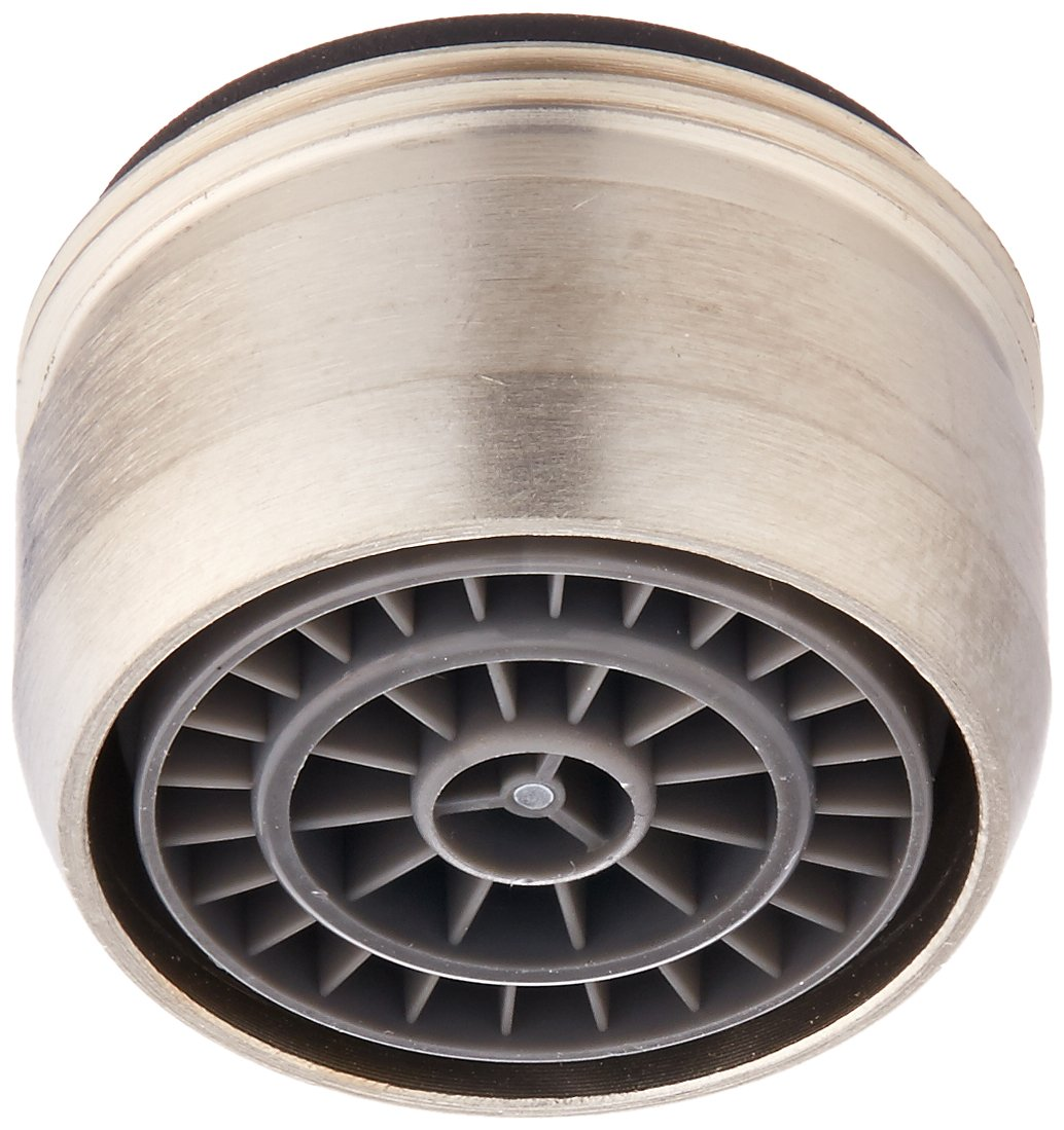 2.2 GPM Brushed Nickel Male Thread Moen 3919BN Aerator