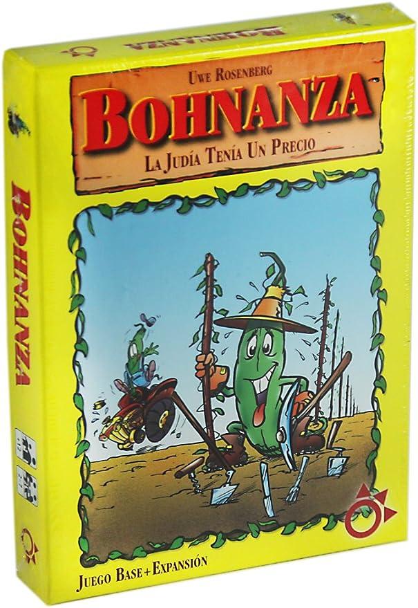 Amigo - Bohnanza, Juego Base con expansión, Juego de Mesa en ...