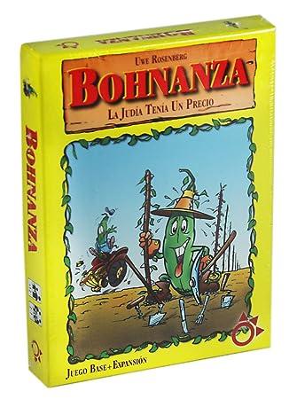 Amigo - Bohnanza, juego base con expansión, juego de mesa en español (Mercurio