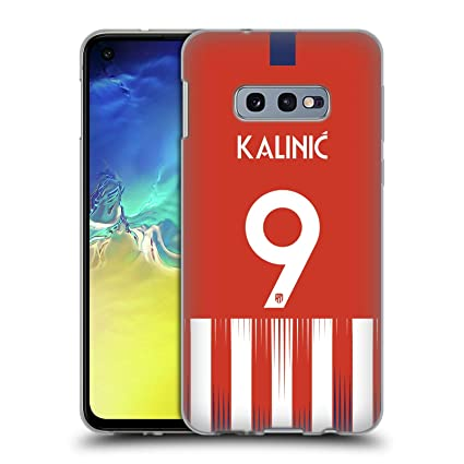 Amazon.com: Official Atletico Madrid Nikola Kalinic 2018/19 ...