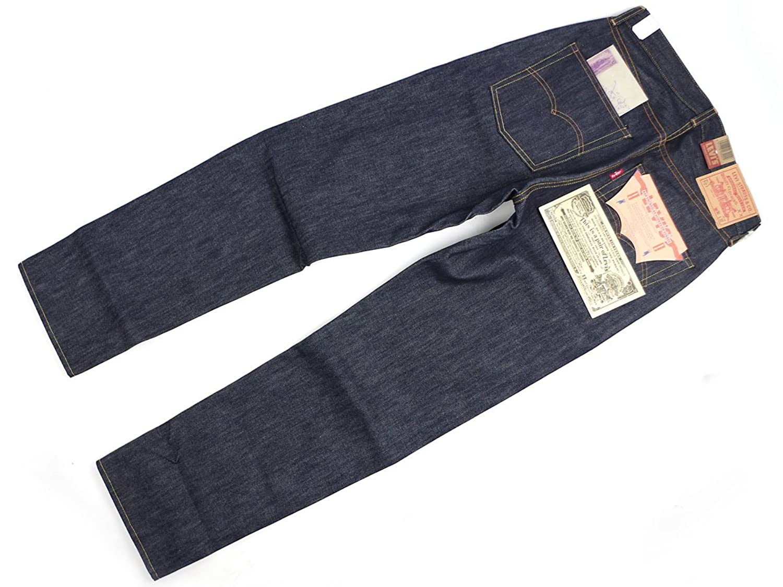 LEVI'S リーバイス LEVI'S VINTAGE CLOTHING 1966's 501 リジッド (66501-0008) B00DUTT4PU W32L34