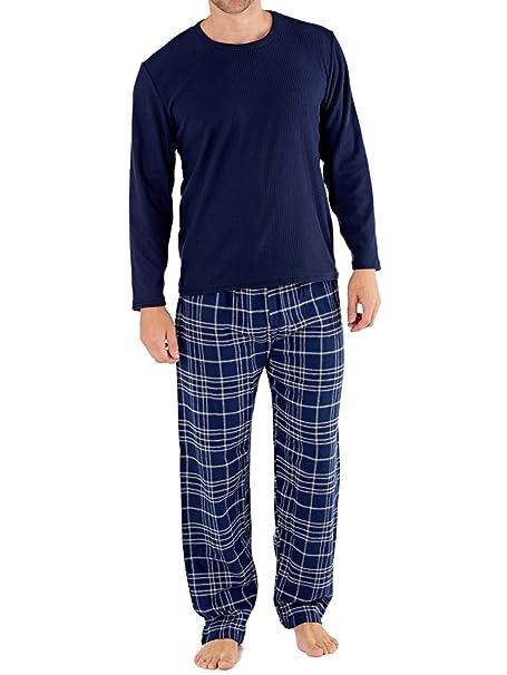 Harvey James - Sets de pijama Hombre - Azul - XL