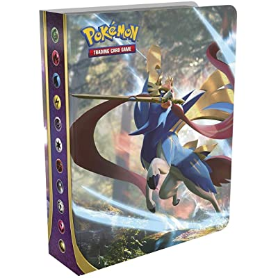 Pokemon 172-80669 Sword & Shield-Mini Portfolio with Booster: Toys & Games