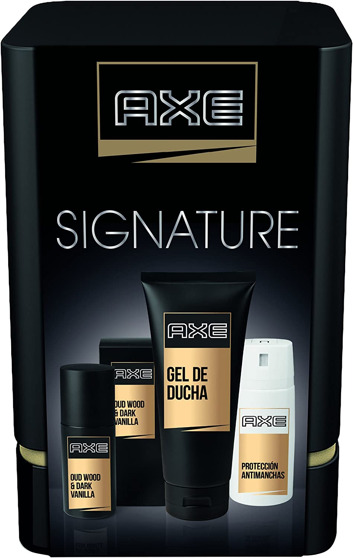 Axe Trio Signature Pack Regalo: Amazon.es: Belleza