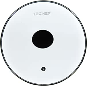 TeChef Cookware Tempered Glass Lid (12-Inch)
