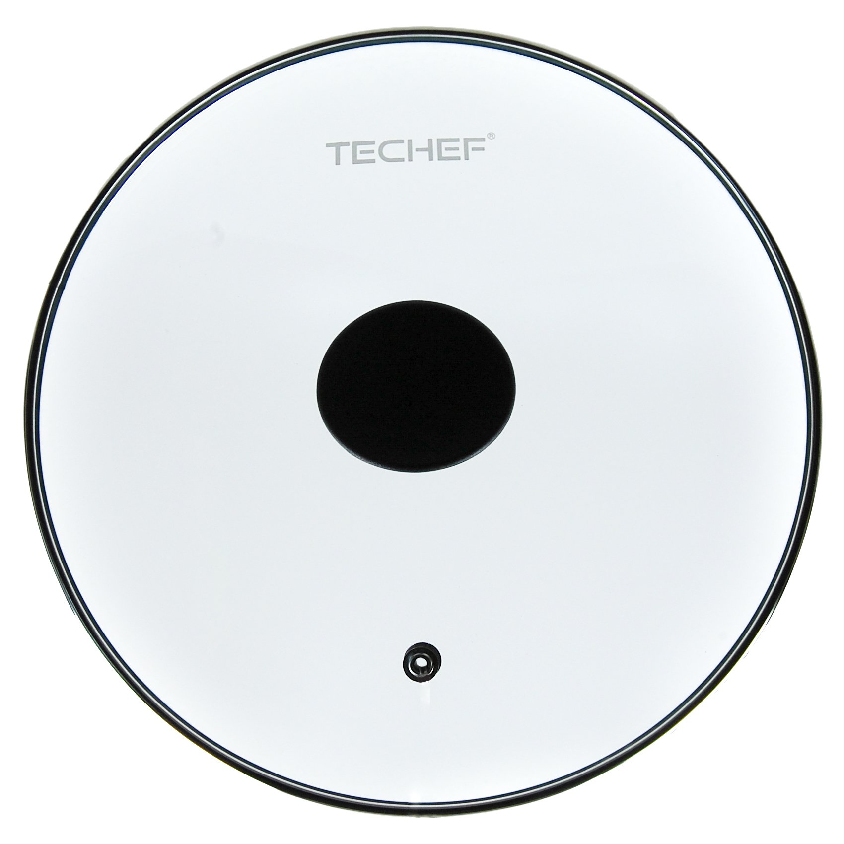 TeChef Cookware Tempered Glass Lid (12-Inch) by TECHEF (Image #1)