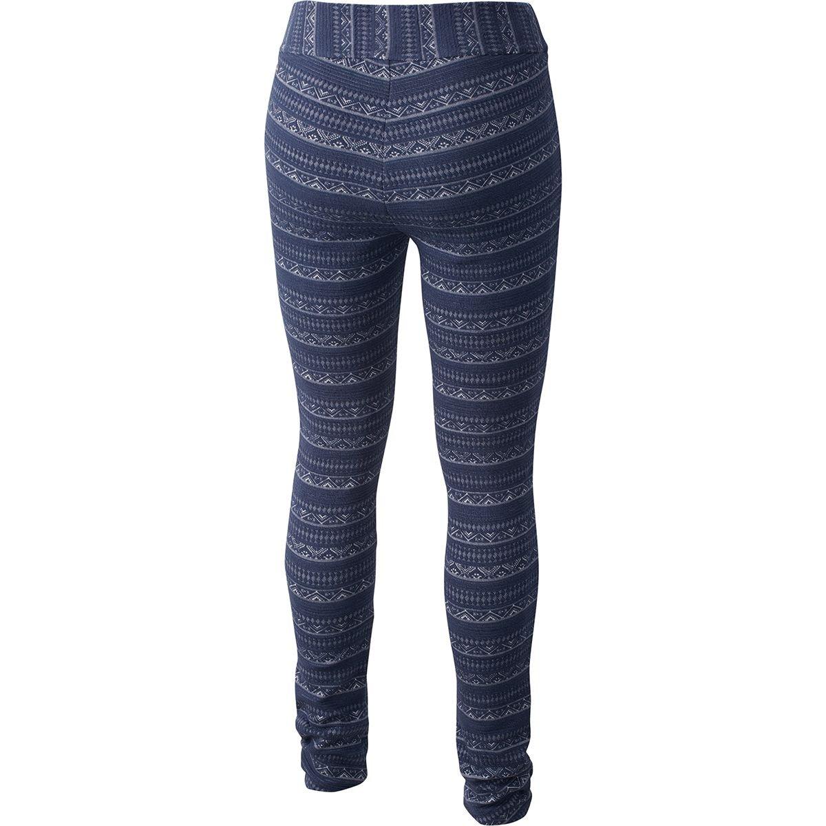 7a1f8607ff8aa6 Columbia Women's Aspen Lodge Jacquard Legging at Amazon Women's Clothing  store: