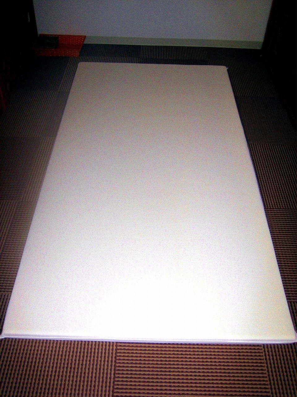 マッサージ用マット ROYAL FOAM(オリジナル)折り畳みできません。 L 2000mm×W 1000mm×H 40mm(消費税込み)   B017UIP5AY