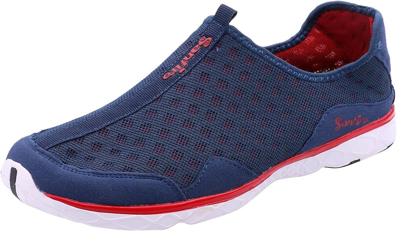 TALLA 41 EU. CANRO Hombre Zapatos de agua- Escarpines