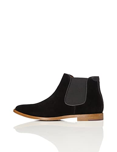 a12099da2c39b0 find. Men's Chelsea Boots Built Sole: Amazon.co.uk: Shoes & Bags